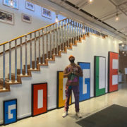 Google Staircase In NYC